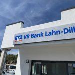 Leuchwerbeanlagen: VR Bank Lahn-Dill