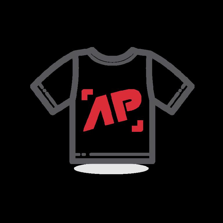 AP Werbung - Kreative Werbetechnik - Icon: Textildruck